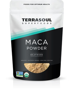 Gelatinized Maca Powder