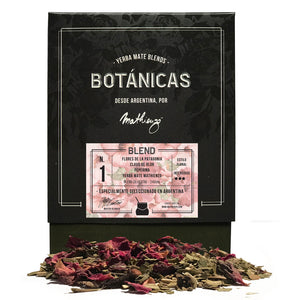 Botánicas. Blend by Mathienzo. n1