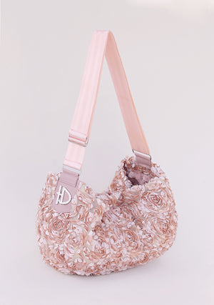 Victorian Luxury Sling - Peach