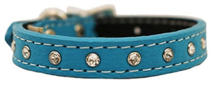 Tuscan - Crystallized Collars w/Swarovski Crystals Turquoise