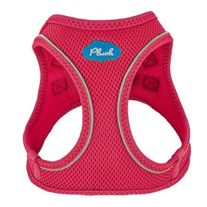 Peacock Plush Step In Vest Air-Mesh Harness