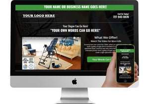 Nine Box Marketing Page