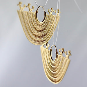 Zenú Culture Earrings