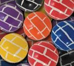 Brick Bouncy Balls 45Mm - Gumball Machine Warehouse