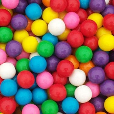 Bubble King Assorted Gumballs (1080 Count) - Gumball Machine Warehouse