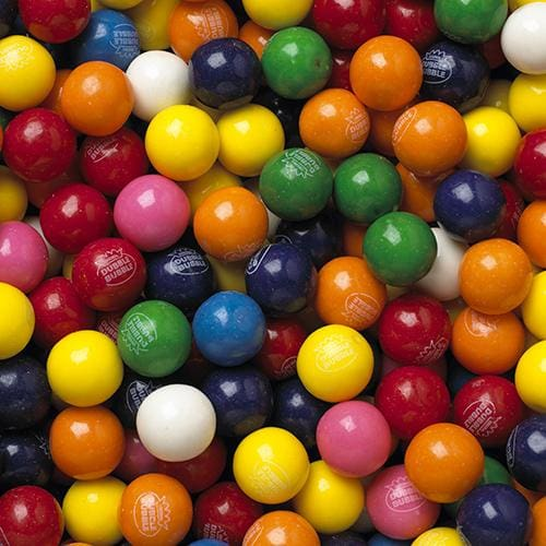 Dubble Bubble Assorted Gumballs (1080 Count) - Gumball Machine Warehouse