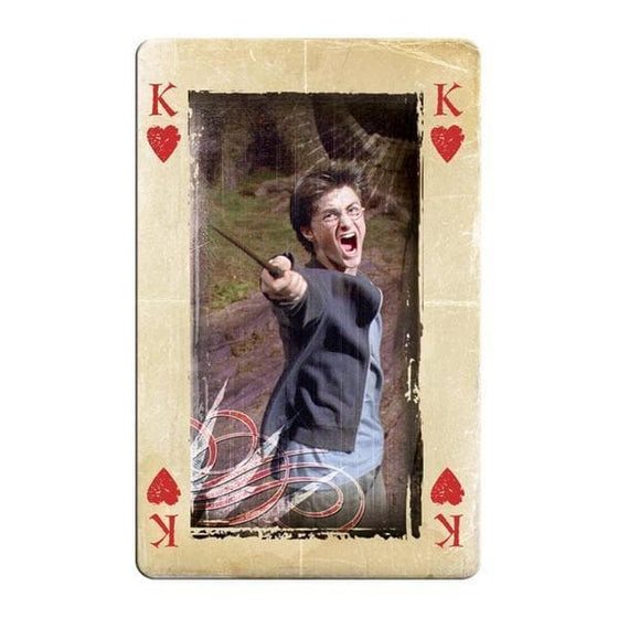 Playing Cards Harry Potter Olleke | Disney and Harry Potter Merchandise shop Winning Moves
