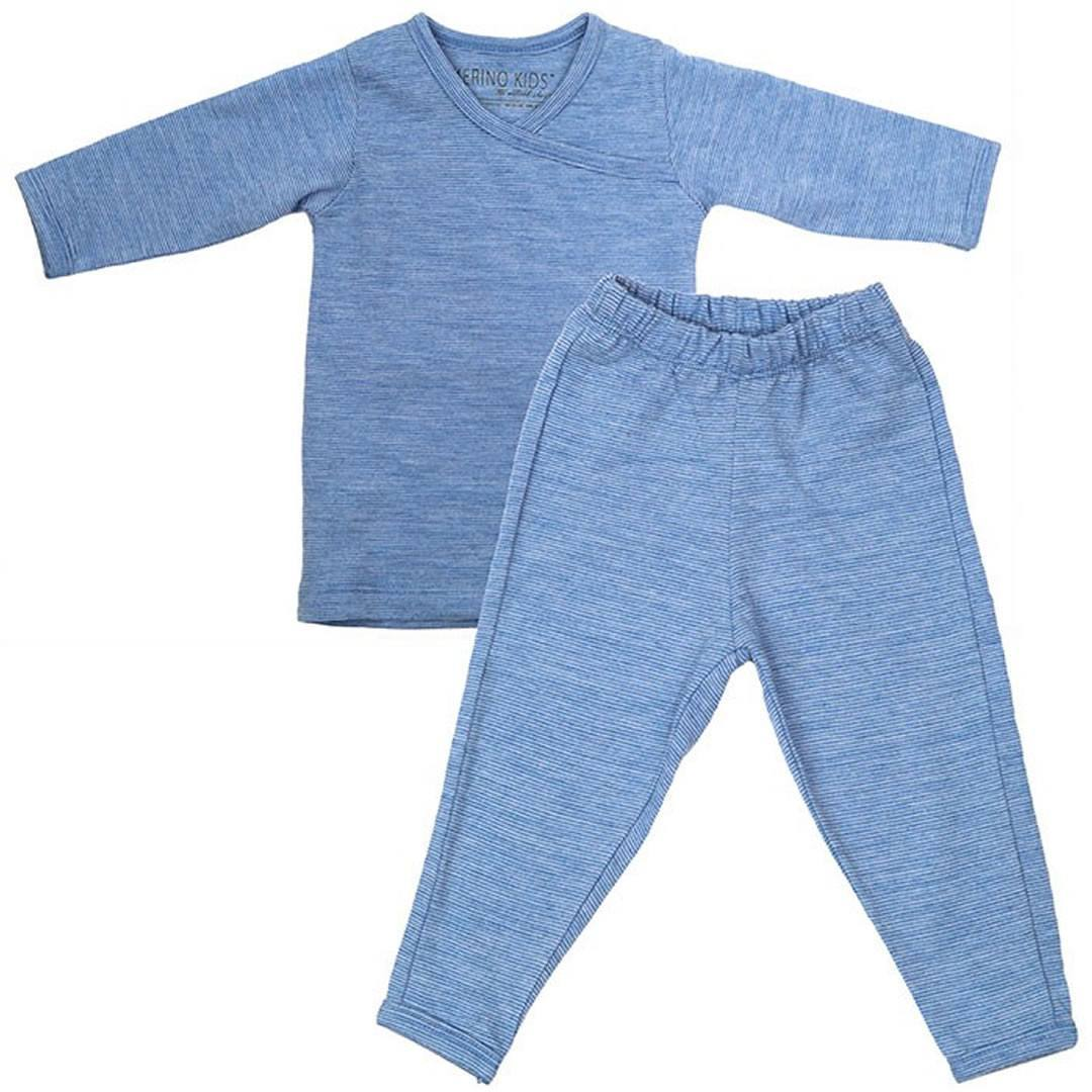 Merino Kids Essentials - Pyjamas - Banbury - Pyjamas - Natural Baby Shower