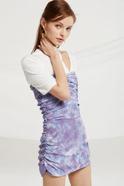 Lexie Tie Dye Tube Dress