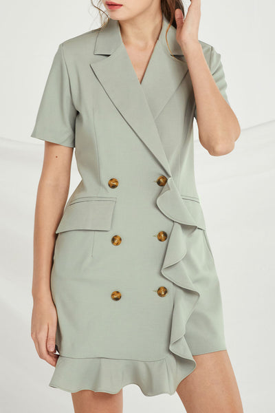 Ashlyn Blazer Dress