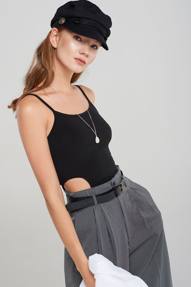 Basic Open Sided Top-2 Colors