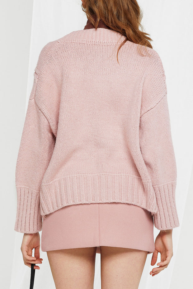 Eliza Knit Cardigan-2 Colors