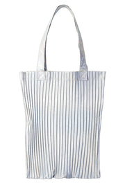 Shiny Pleated Bag