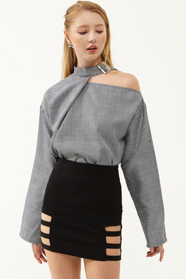 Adira Cut Out Skirt