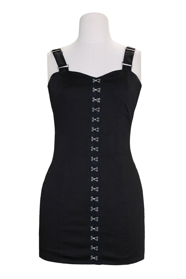 Bexley Hook And Eye Detail Dress