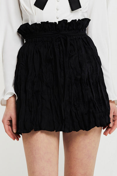 Bella Wrinkle Skirt