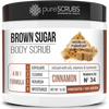 Cinnamon Body Scrub / Brown Sugar / Premium Blend #34