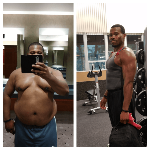 Transformations Series: Quentin Henderson