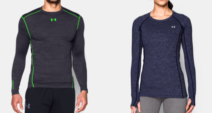 Warm Up With Winter Fitness Gear