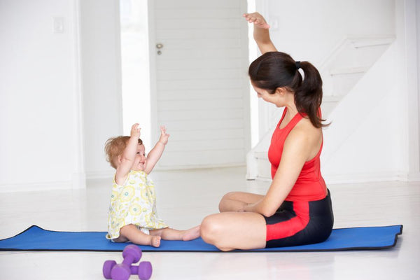 Exercises For A Busy Mom Workout