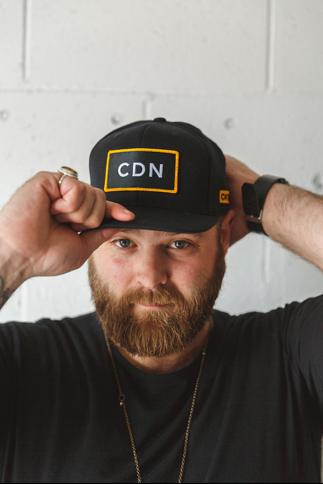 CDN Music Therapy Snapback