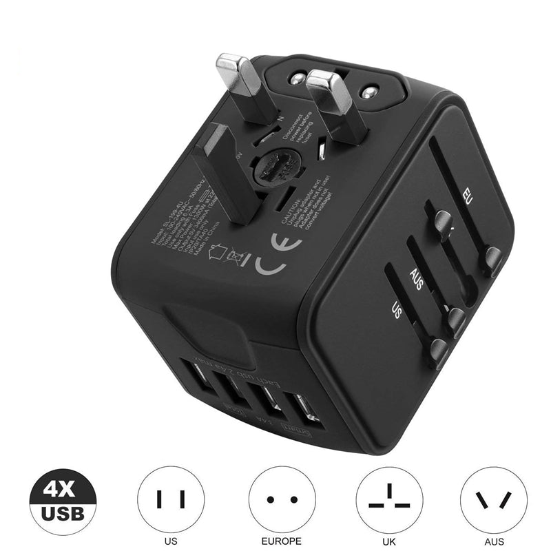 Agatha Travel International Plug Adapter Detail_03