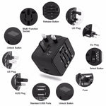Agatha Travel International Plug Adapter Detail_06