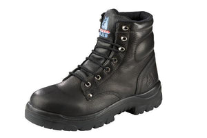 "Argyle 6"" Steel Toe EH Boot - Black"