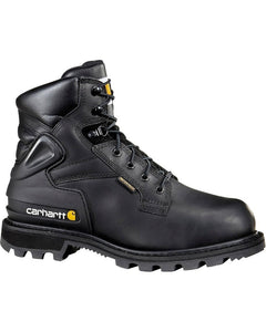 "6"" Internal Metguard Steel Toe - CMW6610 - Black"