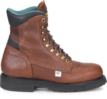"8"" Sarge Hi 8"" Boot- Brown"