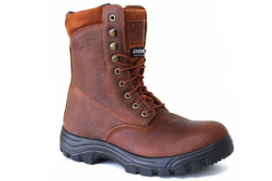 "850 8"" Work Boot Waterproof Steel Toe - Brown"