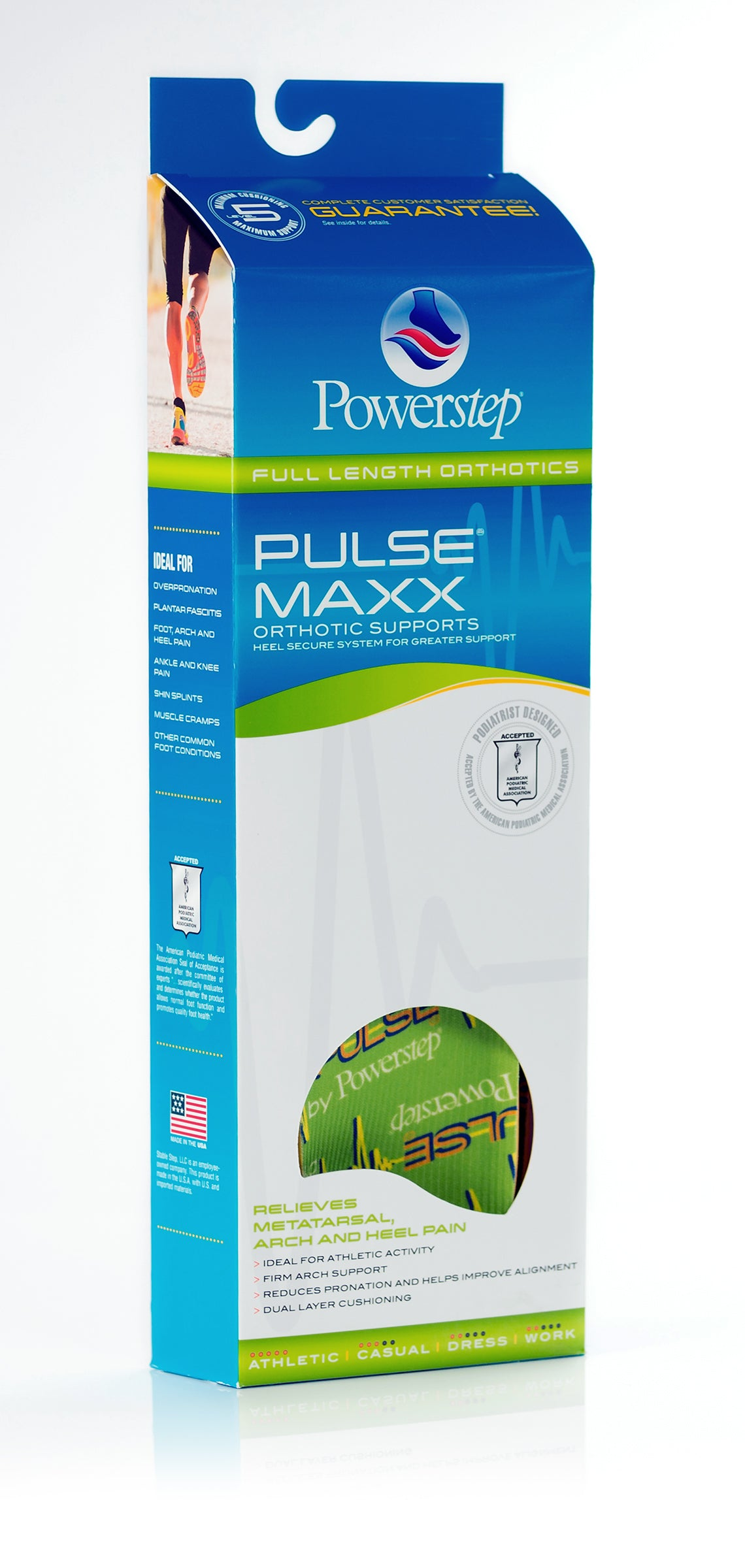 'Powerstep' 5037-01 - Pulse Maxx