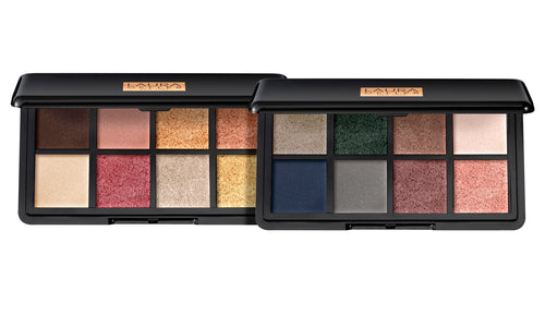 LUXE FINISHES EYE SHADOW PALETTE