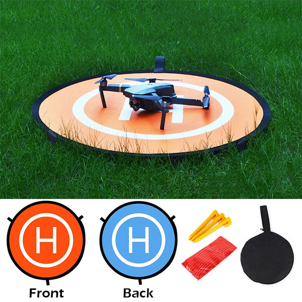 2PCS Launch Landing Pad