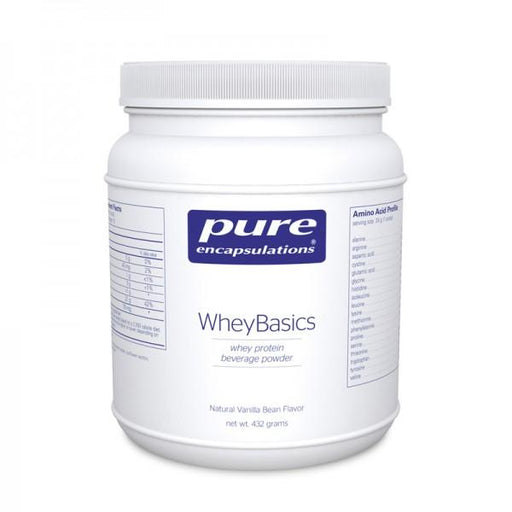 Whey Basics Vanilla - 432 Grams