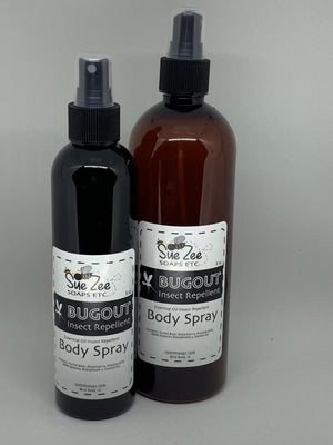 BugOut Insect Repellent Spray