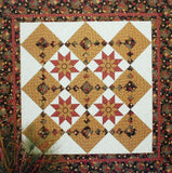 Star Flower Wall Quilt, Thimbleberries, Lynette Jensen