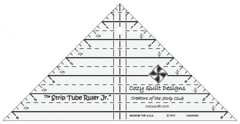 Strip Tube Junior Ruler from Cozy Quilt Designs CQD05006