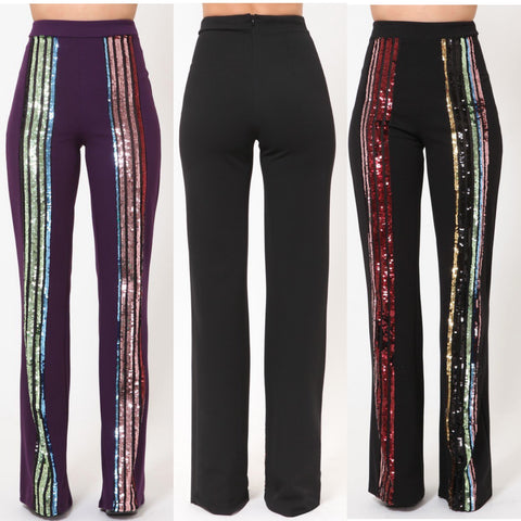 Bella Don Sequins Pants