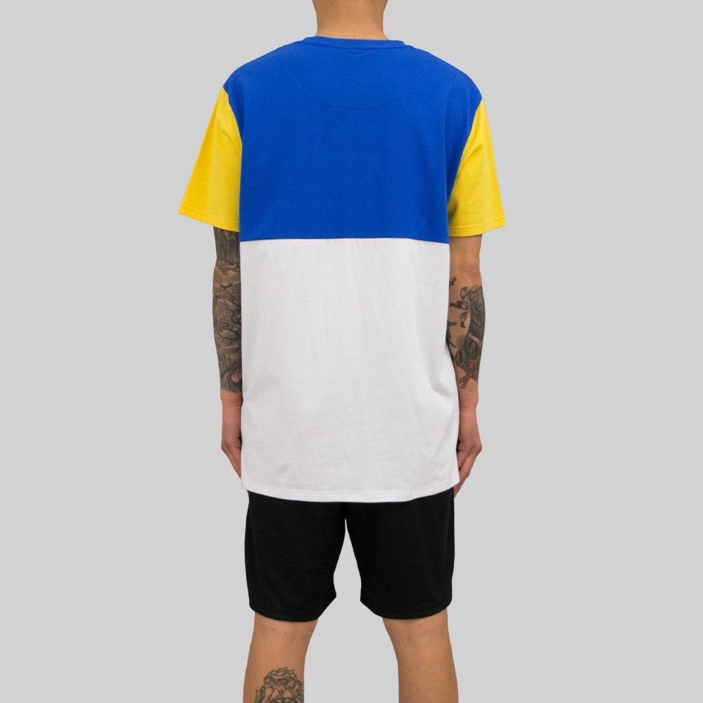 Mens Colour Blocking T-Shirt