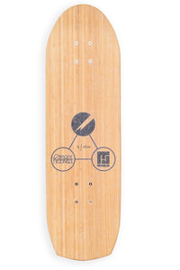 Camo&Krooked / Mefjus / Kape Limited Edition Cruiser Board