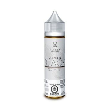 NX Mint By Maven Black - 60mL