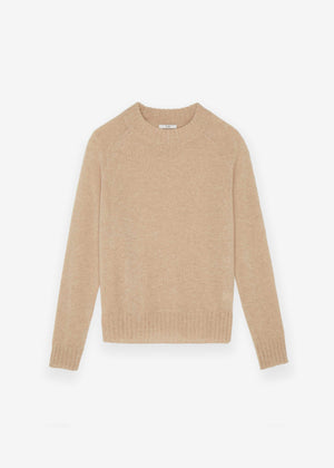 Raglan Crew Neck Sweater