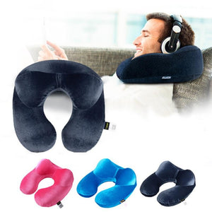 U-Shape Travel Pillow - Sleepgadgets
