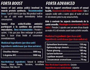 Forta Advanced + Boost