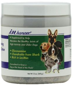 INhancer™ Hip & Joint Supplements for Dogs - Green Label
