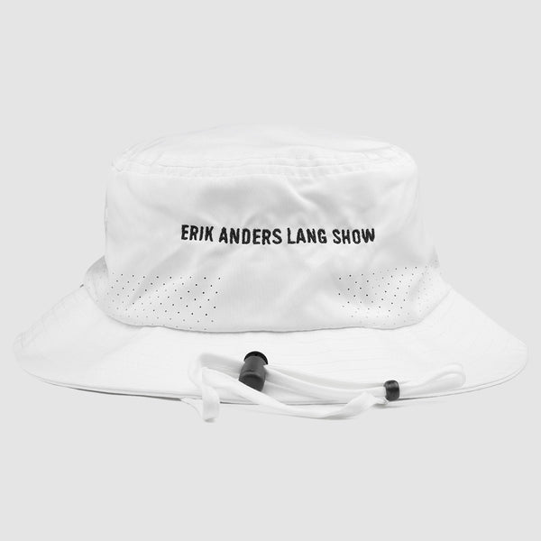 EAL Show Bucket Hat (White)