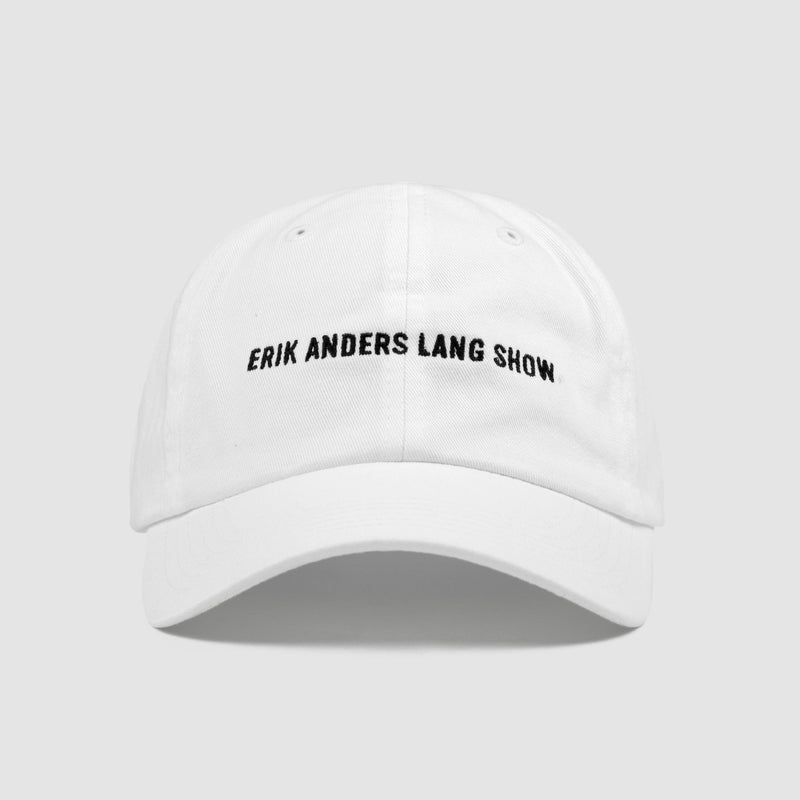 EAL Show Hat (White)