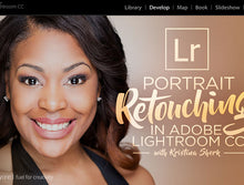 Load image into Gallery viewer, KelbyOne - Portrait Retouching with Lightroom CC