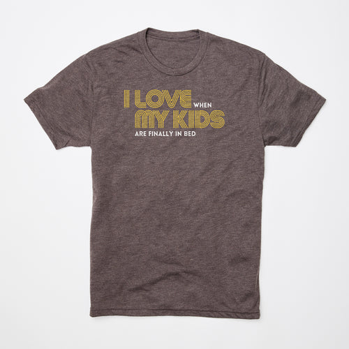 I LOVE MY KIDS t-shirt